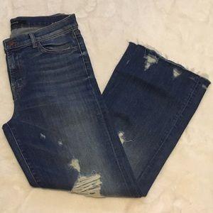 Women's J Brand Selena bootcut jeans